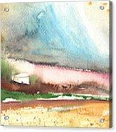 Navalperal De Pinares 01 Acrylic Print