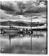 Navy Lookout Acrylic Print