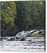 Nawadaha Falls 1 Acrylic Print