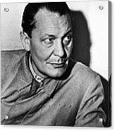 Nazi War Criminal Hermann Goering, Ca Acrylic Print by Everett
