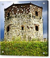Nebojsa Tower In Belgrade Acrylic Print