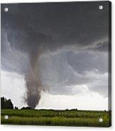 Nebraska Tornado Acrylic Print