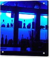 Necropolis Bar Prague Acrylic Print