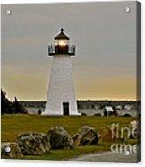 Ned's Point Lighthouse Acrylic Print