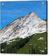 Needle Peak  Acrylic Print