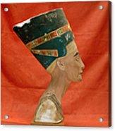 Nefertiti, Ancient Egyptian Queen Acrylic Print
