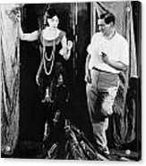 Negri And Lubitsch Acrylic Print
