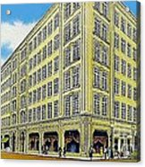 Neiman Marcus Department Store In Dallas Tx In The 1950's Acrylic Print
