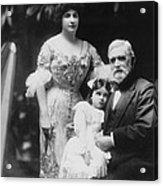 Nellie Melba 1859-1931, Popular Opera Acrylic Print
