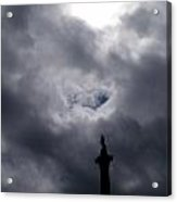 Nelson's Skyline Acrylic Print