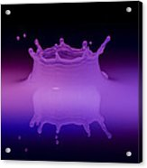 Neon Crown 2 Acrylic Print