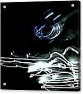 neon I Acrylic Print