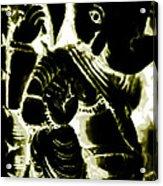 Neonganpati Acrylic Print