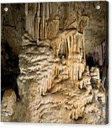 Nerja Caves In Spain Acrylic Print