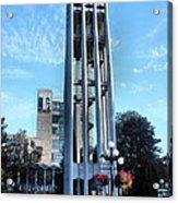 Netherlands Centennial Carillon Acrylic Print