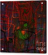 Networking Acrylic Print