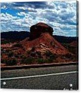 Nevada Usa Acrylic Print