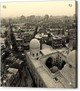 Never-ending Cairo Acrylic Print