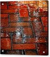 New Brick Acrylic Print