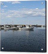 New Brunswick Harbour Acrylic Print