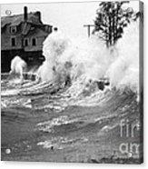 New England Hurricane, 1938 Acrylic Print