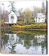 New England Reflections 3935 Acrylic Print
