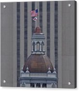 New Florida Capital Dome Acrylic Print