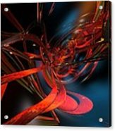 New Geometric Design Fx  Acrylic Print