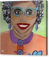 New Glasses Acrylic Print