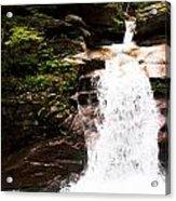New Hampshire Waterfall Acrylic Print