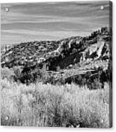 New Mexico Series - A View Of The Land Acrylic Print