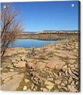 New Mexico Series - Abiquiu Lake IIi Acrylic Print