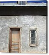 New Mexico Series - Doorway IIi Acrylic Print