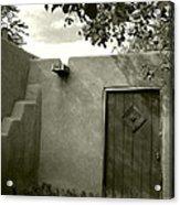 New Mexico Series - Doorway Iv Acrylic Print