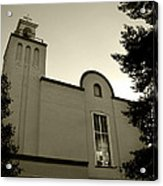 New Mexico Series - Our Lady Of Guadalupe Church Acrylic Print