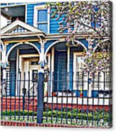 New Orleans Class Acrylic Print