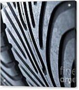 New Racing Tires Acrylic Print