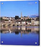 New Ross, Co Wexford, Ireland Acrylic Print