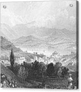 New York: Catskills, 1839 Acrylic Print