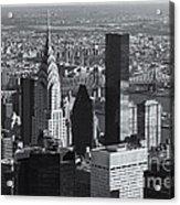 New York City Esb View II Acrylic Print