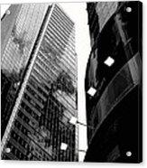 New York City Two Acrylic Print