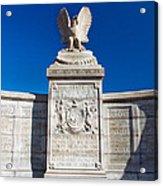 New York Monument Acrylic Print
