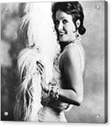 New York Nights, Norma Talmadge, 1929 Acrylic Print by Everett