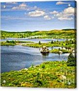 Newfoundland Landscape Acrylic Print
