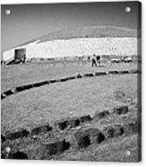 Newgrange Bru Na Boinne Site Acrylic Print