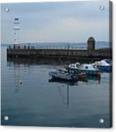 Newhaven Harbour Lighthouse Acrylic Print