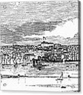 Newport, 1853 Acrylic Print
