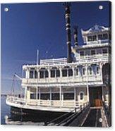 Newport Harbor Nautical Museum - 1 Acrylic Print