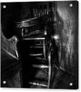 Newton's Corner Acrylic Print