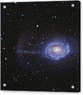 Ngc 4651, The Umbrella Galaxy Acrylic Print